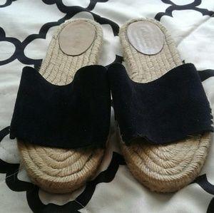 J. Crew Sandals.